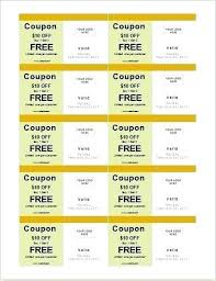 10 Off Coupon Template Word Template Coupon Word Coupon Template Pin By On Daily