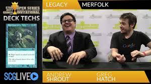 SCGINVI: Merfolk Deck Tech with Greg Hatch - YouTube