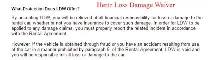 What Are The Gaps In Insurance Coverage Provided For Rental