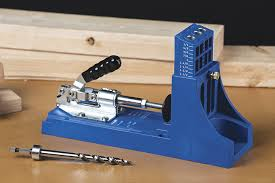 Kreg Jig Different Thickness Kreg Jig K4 Pocket Hole System With Face Clamp And 500 Pack Of 1 1
