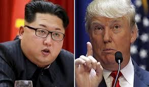 Image result for डोनाल्ड ट्रंप ने कहा- उत्तर कोरिया