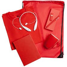 <b>Набор Welcome Kit</b>, <b>красный</b> P111/11007.50 купить в Москве ...