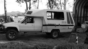 Toyota Chinook rv Motorhome. 1979 Rare panel truck model. For sale ...