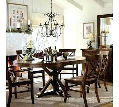 dining table pottery barn pottery barn round dining table extending pedestal dining table pottery barn pottery