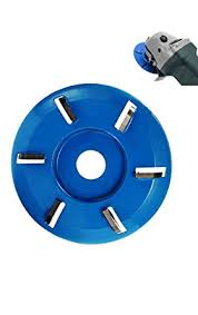 Wood Carving Disc Six Tooth Milling Cutter Power ... - Amazon.com
