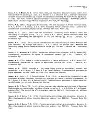 kentucky state university releases resumes for three presidential brown cv page 07
