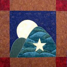Starwood Quilter: Moon Over the Mountain Quilt Block and a Song ... & Moon Over the Mountain Quilt Block and a Song for Sunday Adamdwight.com