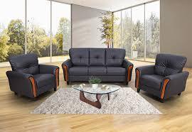 sofa set. Royaloak Edwin Sofa Set