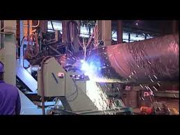 Image result for spiral pipe manufacturing process
