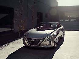 Nissan Altima New Design Nyias Nissan To Bring The Vmotion Concept To Life As The