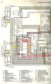 thesamba type 3 wiring diagrams 1963 vw beetle turn signal 1974 vw super beetle wiring diagram at Vw Type 3 Wiring Diagram