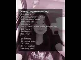 However, it is not natural to use it to directly tell someone that you miss him/her. Ara The Latest News Today Angka Meaning I Miss You Bahasa Korea Angka Everfasr
