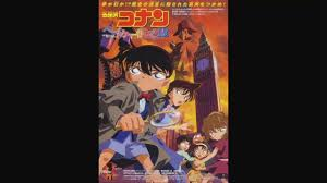Detective Conan Movie 6 : The Phantom of Baker Street Official Theme Song -  YouTube