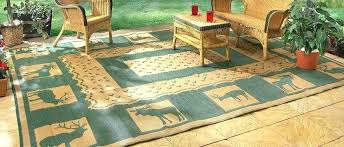 rv rugs for outside outdoor rugs reversible patio rug 6 x 9 moose mat hunter rv rugs for outside