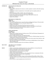 Production Operator Resume Examples Operator Process Resume Samples Velvet Jobs 13