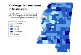 start test mississippi kindergartners start the year behind new test finds