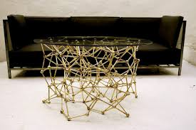 gold glass top coffee table awesome