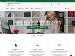 Wordpress Design India Corporate Company Wordpress Theme Wordpress Org