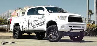 Toyota Tundra Maverick - D262 Gallery - MHT Wheels Inc.