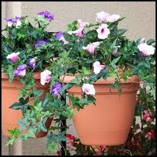 outdoor artificial hanging flower baskets artificial hanging flowers artificial vines outdoor to enlarge outdoor silk