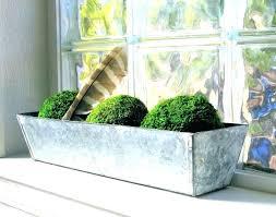 diy indoor garden box windowsill planter indoor window garden box medium  size of window sill herb