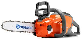cordless chainsaw. cordless chainsaw