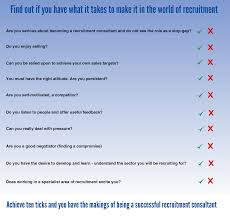 why would you become a recruitment consultant why on earth would you become a recruitment consultant