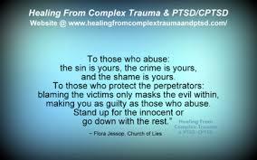 memes | Healing From Complex Trauma & PTSD/CPTSD via Relatably.com