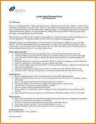 Marketing Representative Resume – Armni.co