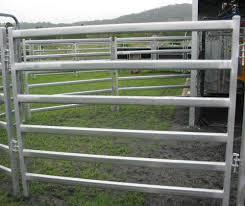 Metal Fence Panels Farm Farm Fence Metal Panels Nongzico