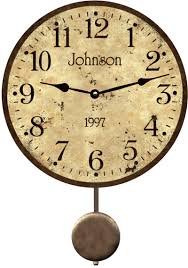vintage rustic wall clocks