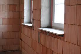Zuhausebau Elektriker Fensterbänke Innenputz Nachbarn