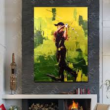 wall art canvas hand made abstract modern play golf oil painting pictures for living room decoration no framed on golf wall art uk with shop hands art play uk hands art play free delivery to uk dhgate uk