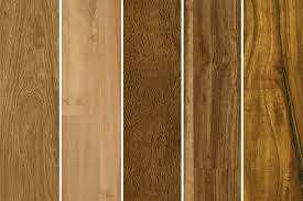wide variety of species available for wood look vinyl floors