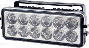 Roadvision Light Bar Review Roadvision White 12 Led Cree 12v Driving Light Bar Lamp