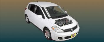 Nissan Oil Capacity Chart 2007 2014 Nissan Versa And Versa Note Routine Maintenance