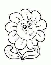 May coloring pages can get you and your kids excited for spring. Coloring Pages Spring Flowers Coloring Home