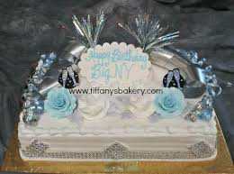 Gold Bling on 1 4 and 1 2 sheet cake – Tiffany s Bakery