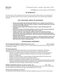 Entry Level Human Resources Resume Objective Human Resources Resumes Human Resource Assistant Resume Hr Human 75