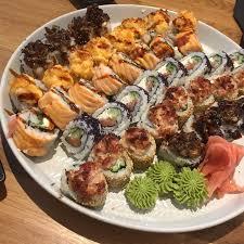 Sushi, panda - kotiinkuljetuksella / Take Away