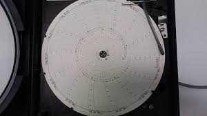 11547 Honeywell Chart Recorder