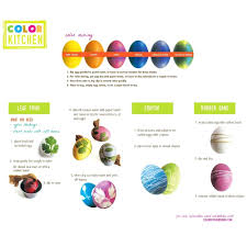 Egg Dye Color Chart Food Coloring Combos For Eggs Nicolecreations Info