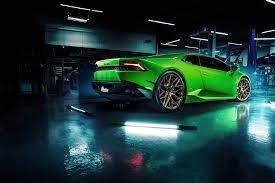 2020 Green Lamborghini Huracan 4k, HD ...