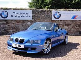 bmw z3 m roadster s50 engine 57k miles fsh estoril blue 1 year mot sold 1999 for sale from kar automotive in scotland united kingdom bmw z3 luxury roadsters