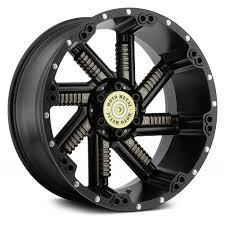 moto metal wheels. moto metal® - mo979 satin black with gunmetal inserts moto metal wheels f