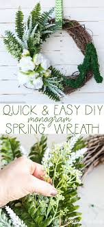 i m really excited today to be hosting the second in this series of spring seasonal simplicity posts today is all about gorgeous diy spring wreaths