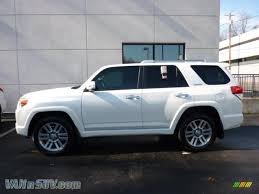 2010 Toyota 4Runner Limited 4x4 in Blizzard White Pearl - 008738 ...