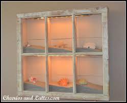 Wooden Window Frame Crafts 185 Best Seashell Crafts Images On Pinterest Shells Beach