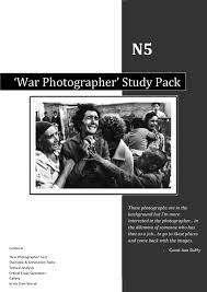 war photographer active textbook
