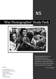 war photographer active textbook